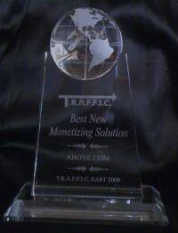 T.R.A.F.F.I.C. Award